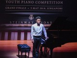 4th Steinway Youth Piano Competition Grand Finals 2018, Zhang Yifan Jem #5