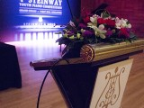 4th Steinway Youth Piano Competition Grand Finals 2018, Podium