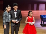 4th Steinway Youth Piano Competition Grand Finals 2018, Celine Goh, and Zhang Yifan Jem