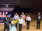 4th Steinway Youth Piano Competition Grand Finals 2018, Celine Goh, and Meng YiRuiXue Jessie #2