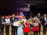 4th Steinway Youth Piano Competition Grand Finals 2018, Contestants and Judges
