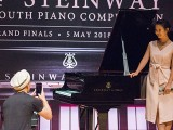 4th Steinway Youth Piano Competition Grand Finals 2018, Emcee