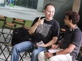 Pianovers Meetup #78, Sng Yong Meng, and Nirmalendu Paul
