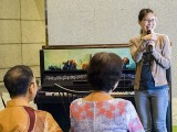 Pianovers Meetup #78, Janice Liew sharing with us