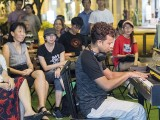 Pianovers Meetup #78, Nirmalendu Paul performing