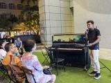 Pianovers Meetup #78, Nirmalendu Paul sharing with us
