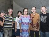 Pianovers Meetup #78, Siew Tin, Albert, Jia Hui, Mrs Quek, Mr Quek, and Sng Yong Meng