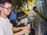 Pianovers Meetup #78, Max Zheng performing