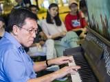 Pianovers Meetup #78, Chris Khoo performing