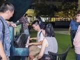 Pianovers Meetup #78, Max Zheng playing