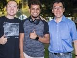 Pianovers Meetup #78, Sng Yong Meng, Nirmalendu Paul, and Chris Khoo