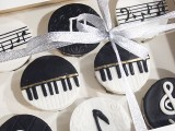 ThePiano.SG Pop-up Stall @ Bedok Point, Piano Cupcakes #1