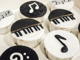 ThePiano.SG Pop-up Stall @ Bedok Point, Piano Cupcakes #2