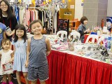 ThePiano.SG Pop-up Stall @ Bedok Point, Young supporters!