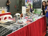ThePiano.SG Pop-up Stall @ Bedok Point, Elyn, and Siew Tin