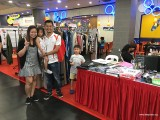 ThePiano.SG Pop-up Stall @ Bedok Point, Elyn, Larry, and family