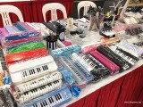 ThePiano.SG Pop-up Stall @ Bedok Point, Piano themed products and gifts on display #7