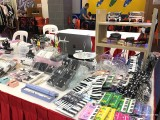 ThePiano.SG Pop-up Stall @ Bedok Point, Piano themed products and gifts on display #8