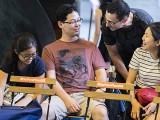 Pianovers Meetup #79, Erika, Hiro, David, and Winny