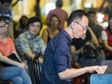 Pianovers Meetup #79, Teik Lee performing