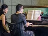 Pianovers Meetup #79, David performing