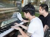 Pianovers Meetup #80, Jonathan, and Gabriel