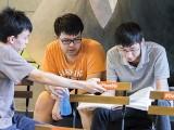 Pianovers Meetup #80, Yam Keng, Ace Chow, and Jonathan Lam