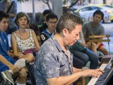 Pianovers Meetup #80, Gavin performing