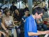 Pianovers Meetup #80, Tian Wei performing