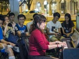 Pianovers Meetup #80, Jia Hui performing