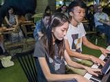 Pianovers Meetup #80, Yee Ling, and Hua Shin performing