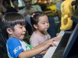 Pianovers Meetup #80, Brandon Yeo, and Debbie