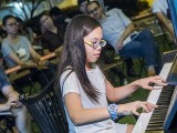 Pianovers Meetup #80, Giselle performing