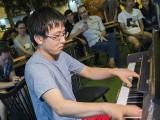 Pianovers Meetup #80, Hiro performing