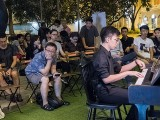 Pianovers Meetup #80, Travis Vu performing