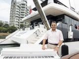 Pianovers Sailaway #2, Debashis with piano