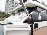 Pianovers Sailaway #2, Alice with piano