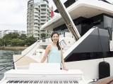 Pianovers Sailaway #2, Huan Cheng Kwek with piano