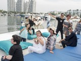 Pianovers Sailaway #2, Group picture #1