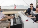 Pianovers Sailaway #2, Debashis, Aaron Matthew Lim, Kathryn Ng, and Shirley