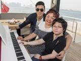 Pianovers Sailaway #2, Aaron Matthew Lim, Kathryn Ng, and Shirley
