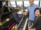 Pianovers Sailaway #2, Sng Yong Meng, and Alice
