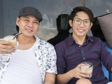 Pianovers Sailaway #2, Von, and Gregory Goh #1