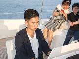 Pianovers Sailaway #2, Aaron Matthew Lim #1