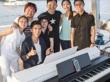 Pianovers Sailaway #2, Group picture #7