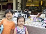 ThePiano.SG Pop-up Stall @ Serangoon Gardens Country Club, Brandon and Debbie
