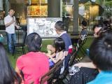 Pianovers Meetup #81, Sng Yong Meng sharing more about Pianovers Meetup