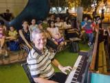 Pianovers Meetup #81, Albert performing
