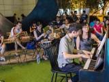 Pianovers Meetup #81, Jonathan performing