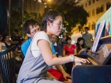 Pianovers Meetup #81, Grace Wong performing